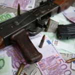 Illegal weapons in Ukraine is a threat to Europe
